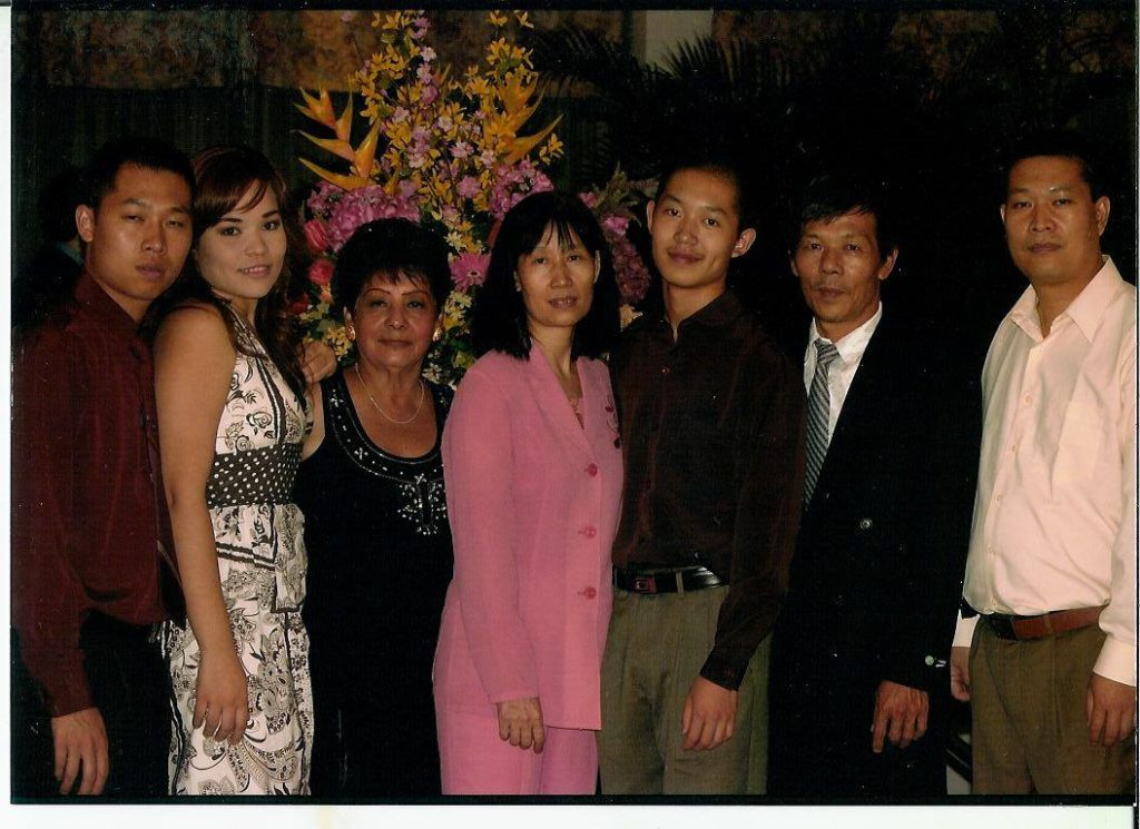 chinese mexican family